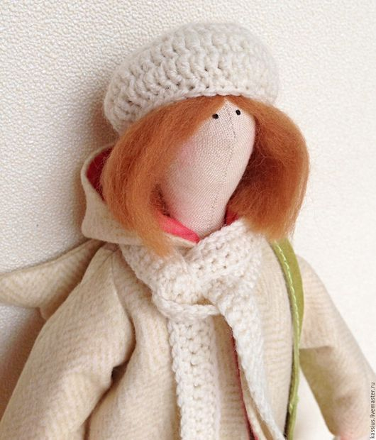 Куклы Тильды ручной работы. Ярмарка Мастеров - ручная работа. Купить Осенний ангел (интерьерная кукла тильда). Handmade.