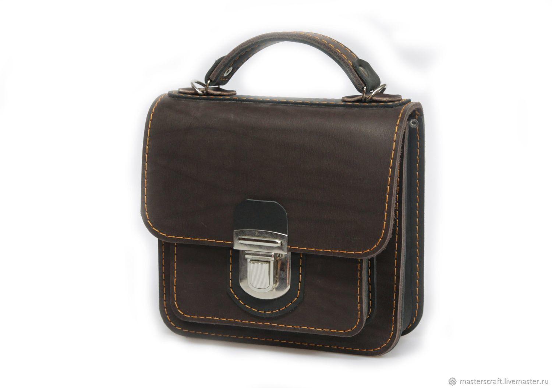 7262ba440a32 Мужские сумки ручной работы. Ярмарка Мастеров - ручная работа. Купить МУЖСКАЯ  БАРСЕТКА АРТ.