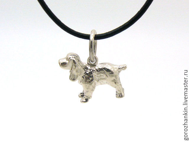 Pendant dog Breed 925 sterling silver great gift for boyfriend girlfriend on new year, birthday, February 23, March 8, every day, for any celebration and event in life, a gift in the year of the dog