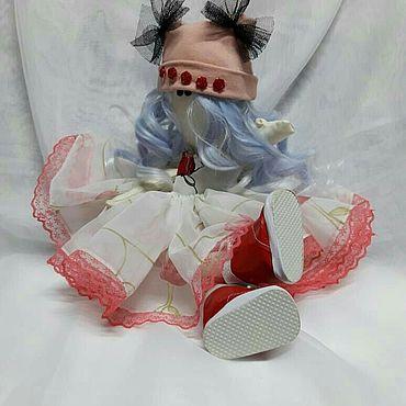 Куклы и игрушки ручной работы. Ярмарка Мастеров - ручная работа Кукла текстильная(№2). Handmade.