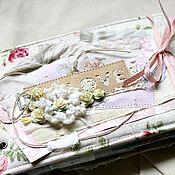 Подарки к праздникам handmade. Livemaster - original item Romantic mini album