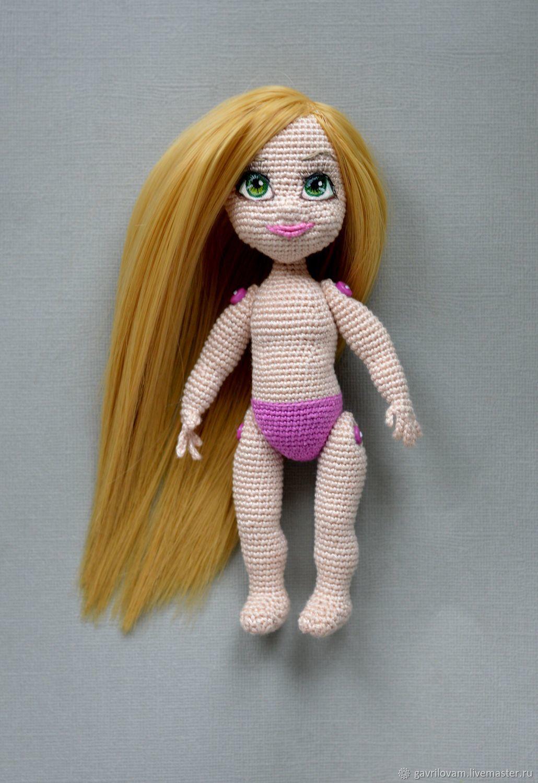 Мастер класс по лепке кукол из 44
