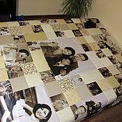Для дома и интерьера ручной работы. Ярмарка Мастеров - ручная работа одеяло с фото. Handmade.