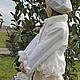 Пиджаки, жакеты ручной работы. Жакет нарядный, мех, бархат, фатин и розы. Olga Hengst (olgahengst). Ярмарка Мастеров.