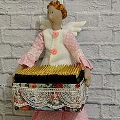 Куклы и игрушки ручной работы. Ярмарка Мастеров - ручная работа Хранительница чая. Handmade.