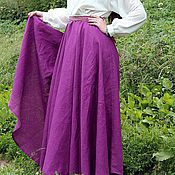 Одежда ручной работы. Ярмарка Мастеров - ручная работа Юбка мода 1914 года. Handmade.