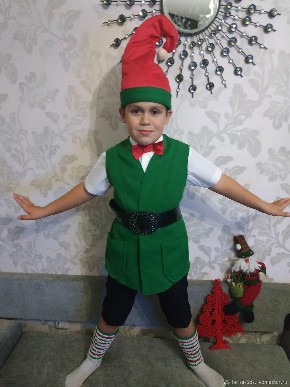 Карнавальный костюм Гнома, Карнавальный костюм, Москва,  Фото №1