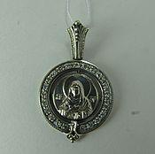 Украшения handmade. Livemaster - original item Silver pendant Tenderness. Handmade.