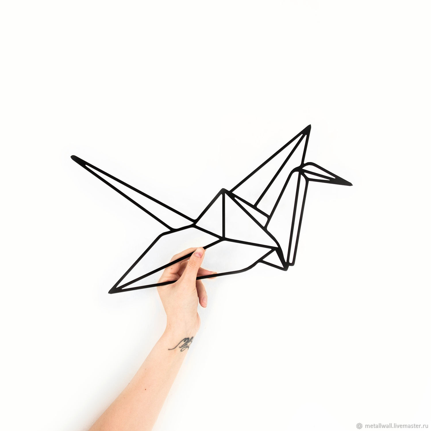 Decorative Crane Origami Shop Online On Livemaster With Shipping