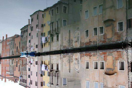 Vintage Via. Фоторабота `Mirror World`/ Зеркальный мир /