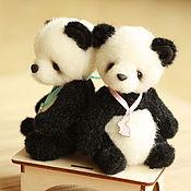 Куклы и игрушки ручной работы. Ярмарка Мастеров - ручная работа Ан и Фани (10.5 см). Handmade.