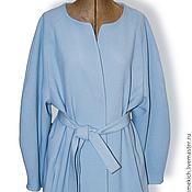 """Одежда ручной работы. Ярмарка Мастеров - ручная работа пальто-кокон  """" Весенний trеnd"""". Handmade."""
