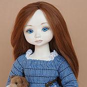 Куклы и игрушки handmade. Livemaster - original item Articulated doll Lindsey. Handmade.