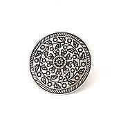 Украшения handmade. Livemaster - original item Ring Pastra large. Handmade.
