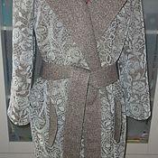 Одежда ручной работы. Ярмарка Мастеров - ручная работа пальто женское демисезонное. Handmade.