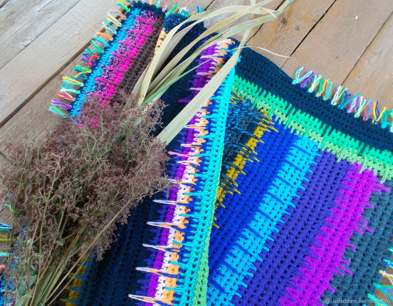 Carpet-rug rainbow, Carpets, Dobryanka,  Фото №1