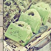 """Косметика ручной работы. Ярмарка Мастеров - ручная работа Мыло с нуля """"Мочалкин блюз 2"""" хвойное.. Handmade."""