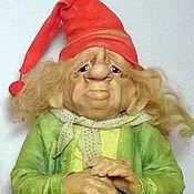 """Куклы и игрушки ручной работы. Ярмарка Мастеров - ручная работа Кукла """"ГНОМИКИ"""". Handmade."""