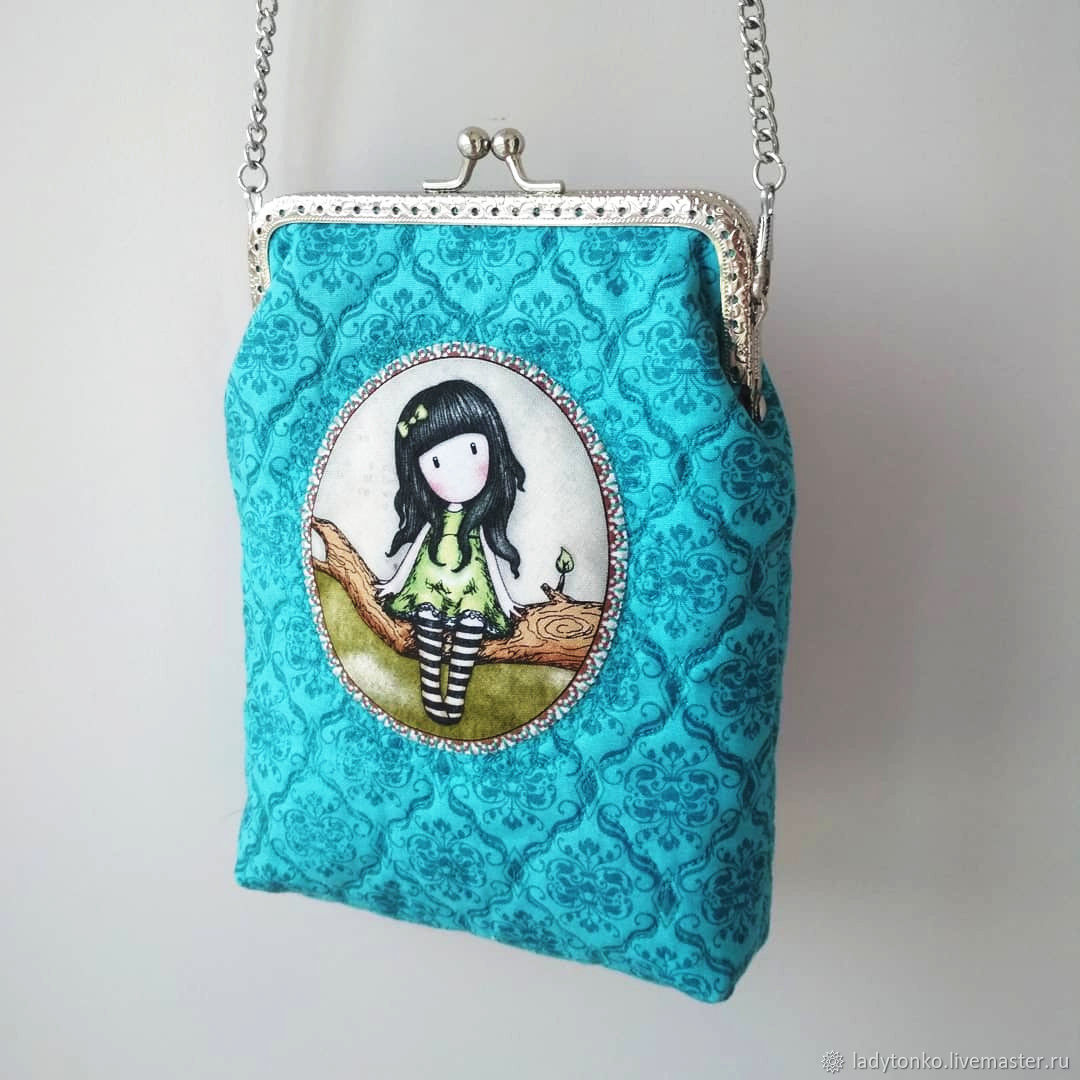 Детская сумочка Летнее настроение, Сумки, Москва,  Фото №1