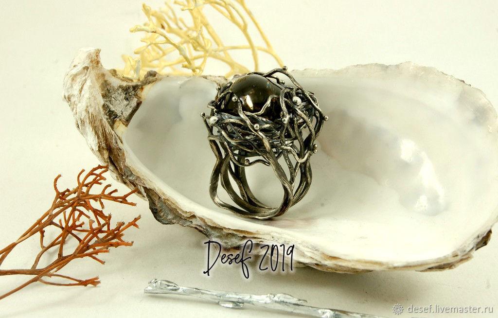Ring ' Dark forest', Rings, Kurgan,  Фото №1