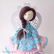 Куклы и игрушки ручной работы. Ярмарка Мастеров - ручная работа Герда. Текстильная кукла. Handmade.