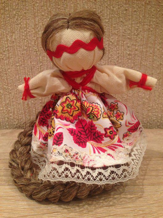 Народные куклы ручной работы. Ярмарка Мастеров - ручная работа. Купить Кукла-оберег Счастье. Handmade. Кукла ручной работы