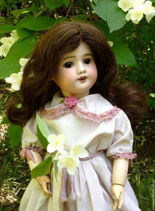 Винтажные куклы и игрушки. Ярмарка Мастеров - ручная работа. Купить Яркая француженка SFBJ 60! Новая цена в описании. Handmade.
