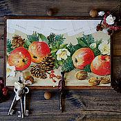 Для дома и интерьера ручной работы. Ярмарка Мастеров - ручная работа Ключница. Handmade.