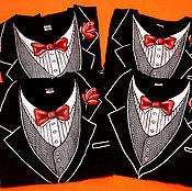"""Одежда ручной работы. Ярмарка Мастеров - ручная работа Футболки  """"Настоящий джентльмен"""". Handmade."""