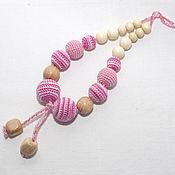 """Одежда ручной работы. Ярмарка Мастеров - ручная работа Слингобусы """"Розовый меланж"""". Handmade."""