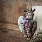 Куклы и игрушки ручной работы. Ярмарка Мастеров - ручная работа Тедди-долл Платон. Handmade.