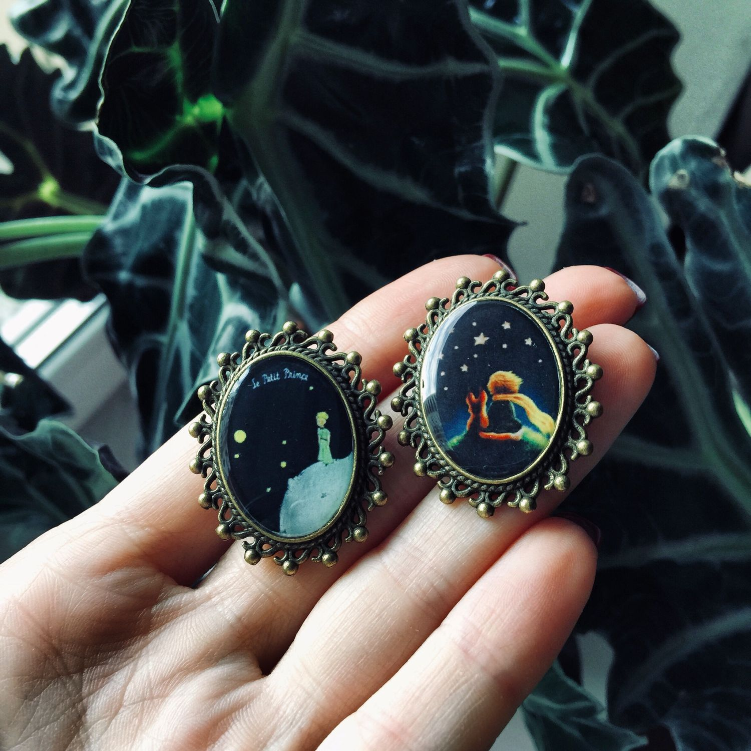 Brooch 'the Little Prince', Brooches, St. Petersburg,  Фото №1