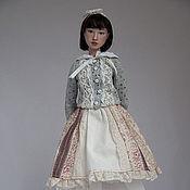 """Куклы и игрушки ручной работы. Ярмарка Мастеров - ручная работа шарнирная фарфоровая кукла """"Юки Мори"""", продана. Handmade."""