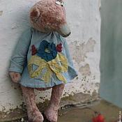 Куклы и игрушки ручной работы. Ярмарка Мастеров - ручная работа Розовая Мурашка. Handmade.