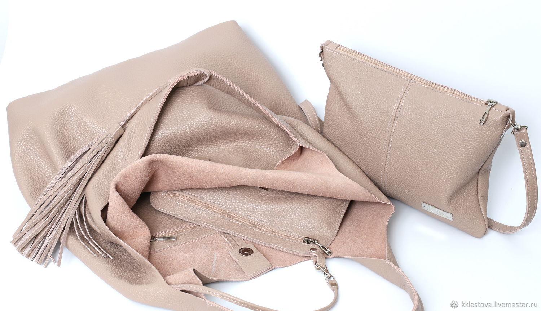 BagsByKaterinaKlestova Handbags handmade. Bag - Bag Pack - large size  makeup bag and purse. 339a2121f6d2f
