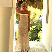 """Одежда ручной работы. Ярмарка Мастеров - ручная работа платье """"Свет"""". Handmade."""