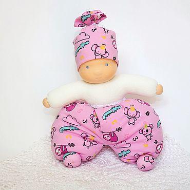 Куклы и игрушки ручной работы. Ярмарка Мастеров - ручная работа Комфортер ручной работы. Подарок ребенку.. Handmade.