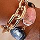 Колье, бусы ручной работы. Розовый закат  Колье (Браслет) натуральные камни. Lady Jane. Ярмарка Мастеров. Колье с камнями