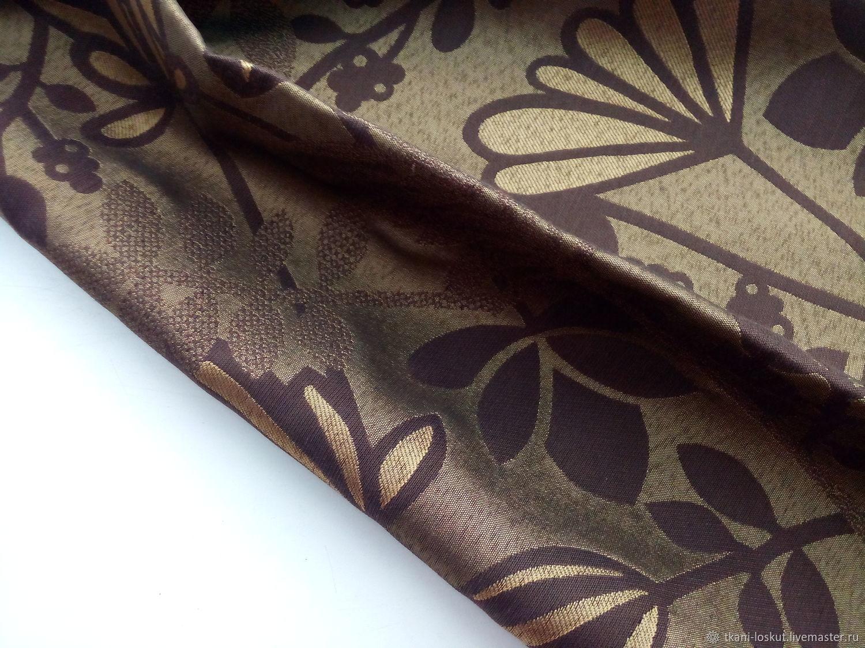 кастрюля, портьерная ткань с выбитым рисунком фото позволяют