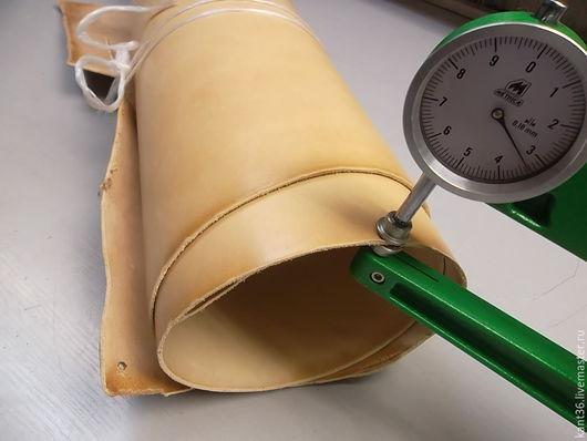 Шитье ручной работы. Ярмарка Мастеров - ручная работа. Купить 6002/125 - Растительное Дубление (3,1-3,5) жесткий.. Handmade.