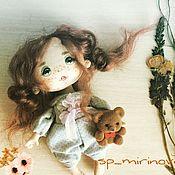 Куклы и игрушки handmade. Livemaster - original item Mascot. Handmade.