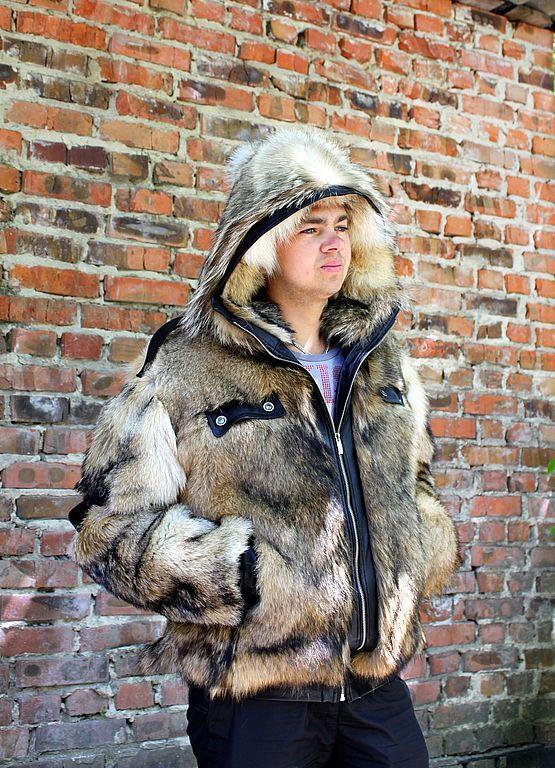 куртка из волка мужская игроковКороль Авалона: Битва