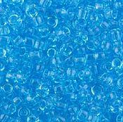Материалы для творчества ручной работы. Ярмарка Мастеров - ручная работа 8/0 TOHO Transparent Aquamarine (3) 10 гр. Handmade.