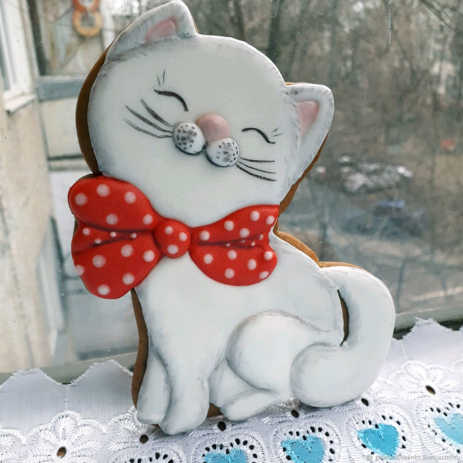 The carrot ginger Cat.The carrot on March 8,Birthday, Gingerbread Cookies Set, Rostov-on-Don,  Фото №1