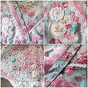 """Одежда ручной работы. Ярмарка Мастеров - ручная работа блуза """"цветочница"""". Handmade."""