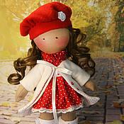 """Материалы для творчества ручной работы. Ярмарка Мастеров - ручная работа Набор для изготовления """"Кукла Ариша"""" Модное Хобби. Handmade."""