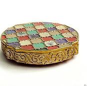 Box handmade. Livemaster - original item Jewelry Box