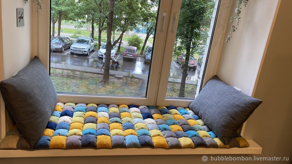 Mattresses bombon on the window, Floor mats, Krasnoarmejsk,  Фото №1