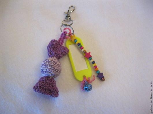 Брелоки ручной работы. Ярмарка Мастеров - ручная работа. Купить БРЕЛОК / ПОДВЕСКА  для ключей, сумки корпоративный подарок. Handmade.