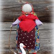 """Куклы и игрушки ручной работы. Ярмарка Мастеров - ручная работа """"Пастушка"""" авторская кукла. Handmade."""